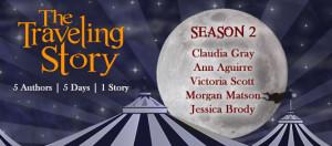 Traveling Story - Season 2 - Blog Banner
