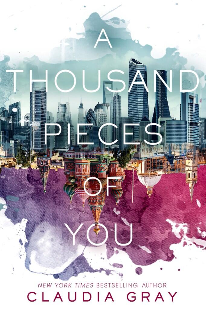 the cover for A THOUSAND PIECES OF YOU