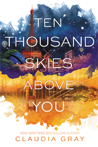 Ten Thousand Skies Above You Cover Image